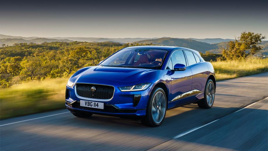 Jaguar i-pace. Для Ягуара I-Pace — модель новаторская сразу во многих отношениях. Это касается и компоновки узлов (вся конструкция изначально создана как электрокар), и материалов. Кузов, кстати, состоит из алюминиевых сплавов на 94%.