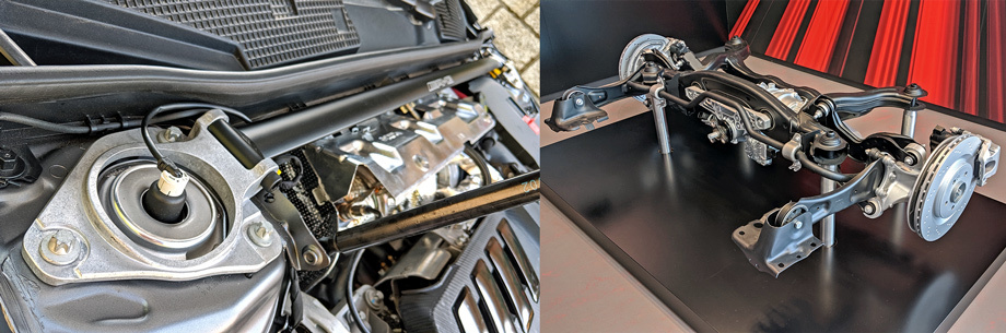 Охлаждаем прыть компактов Mercedes-AMG A 45 S иCLA 45 S