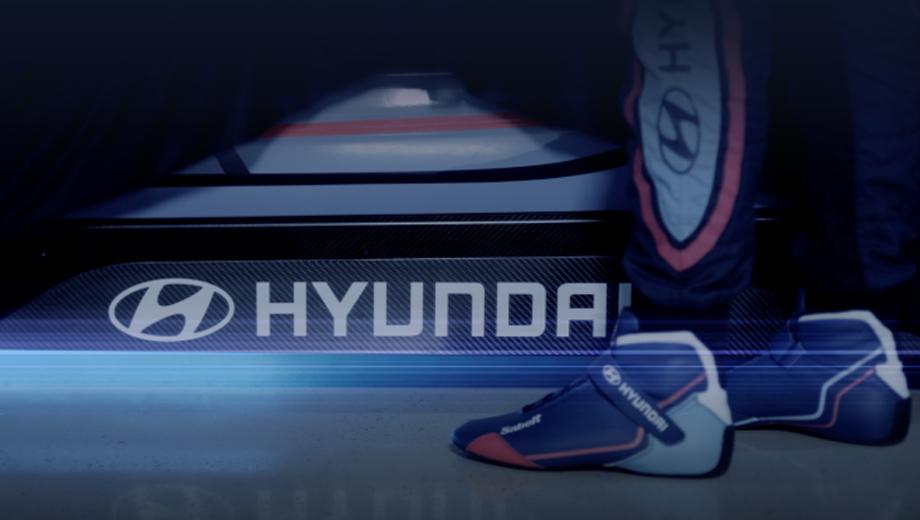 Hyundai i30. Марка Hyundai хорошо себя зарекомендовала в ралли. А ещё в рамках работы подразделения Customer Racing были созданы автомобили i20 R5, i30 N TCR, Veloster N TCR, отметившиеся победами в ряде серий. Электрический гоночный автомобиль — логичный этап эволюции спортивной программы, идущий в русле перемен в автопроме.