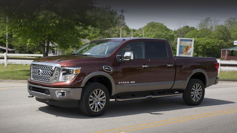 Nissan titan. Автомобиль по-прежнему будет выпускаться в Кантоне (штат Миссисипи).