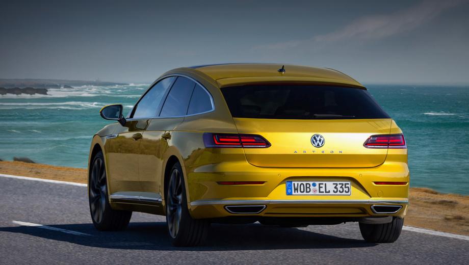 Volkswagen arteon,Volkswagen arteon shootingbrake,Volkswagen golf. В Сети можно найти немало посторонних иллюстраций универсала Arteon. Отличаются они не слишком сильно, по форме задней стойки. Что получится у Фольксвагена, узнаем в следующем году.