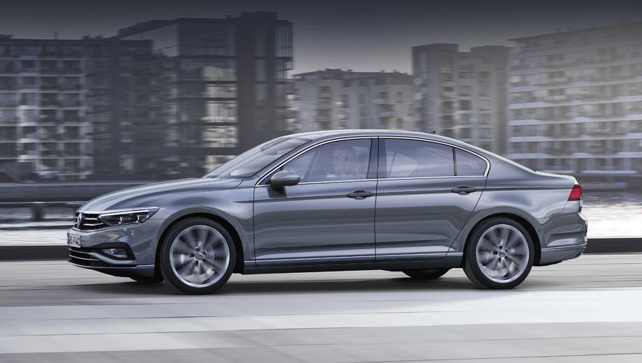 Volkswagen passat. Семейство Passat недавно пережило обновление. Все версии для Европы соответствуют нормам Euro 6d-Temp, именно там и появился усовершенствованный дизель 2.0 (в России, к примеру, будет использоваться дизель от прежней модели).