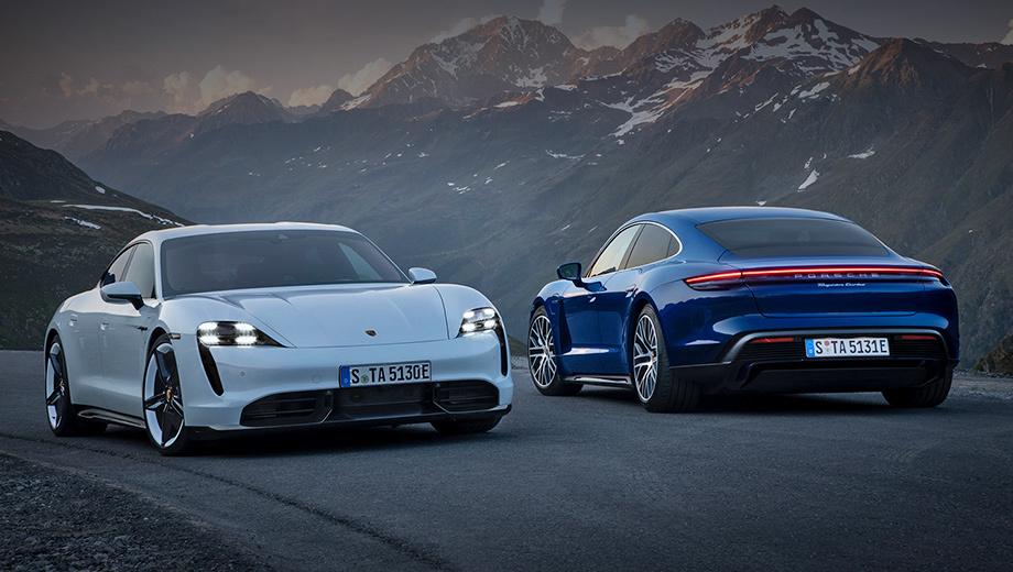 Porsche taycan. Заказы уже принимаются, причём на фоне Панамеры цены не шокируют. Porsche Taycan Turbo обойдётся минимум в 10 643 000 рублей, Turbo S ― в 12 943 000. Кто теперь будет покупать «серые» седаны Tesla Model S за 8–12 млн рублей, непонятно.