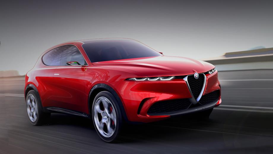 Alfaromeo tonale,Fiat panda. Шоу-кар, а точнее, макет Tonale дебютировал в марте на Женевском автошоу как первый гибрид от бренда Alfa Romeo. Характеристики и размеры компакта обнародованы не были, хотя в серийных перспективах концепта мало кто сомневался уже тогда.