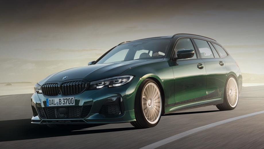 Bmw 3. Как и в прошлом поколении, Альпины на базе третьей серии будут исключительно полноприводными. Помимо бензиновых B3 ожидается также появление дизельных седанов и универсалов Alpina D3.
