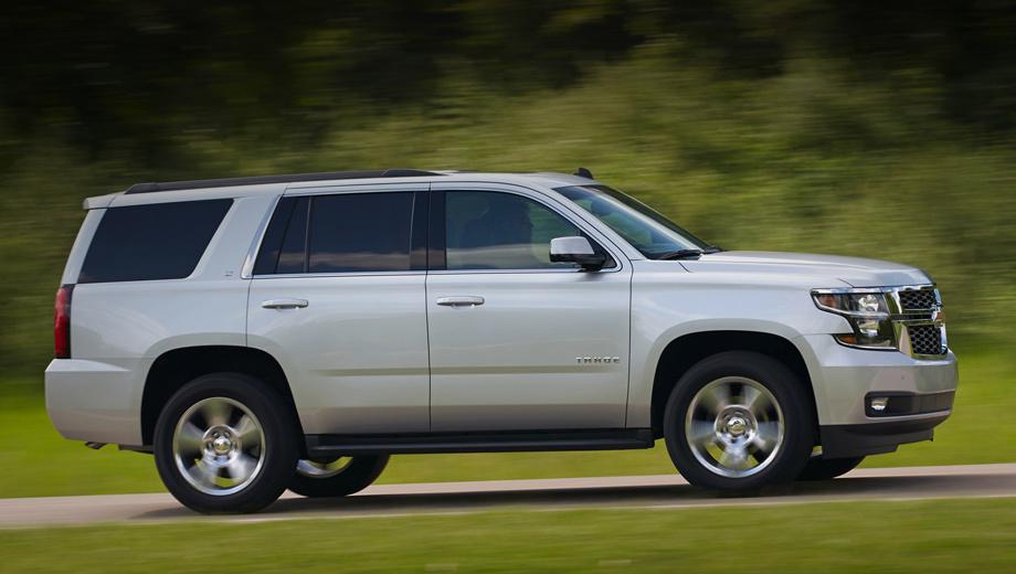 Chevrolet tahoe,Cadillac escalade. В России предлагаются две модели из «расстрельного списка»: Chevrolet Tahoe (на фото) и Cadillac Escalade. Причём к нам поставляются машины американской, а не белорусской сборки.