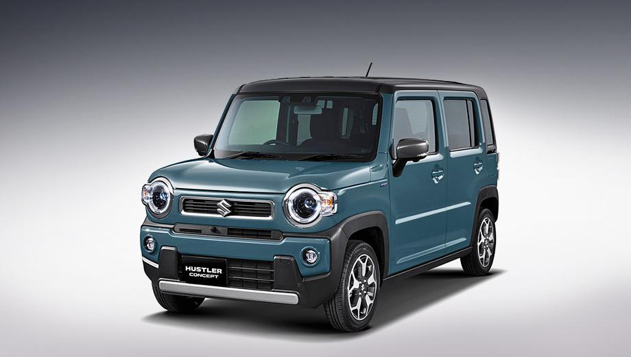 Suzuki hustler. В силу специфики кей-класса новый Hustler не предполагает принципиальных технических изменений и, вероятно, останется в том же ценовом сегменте. Первое поколение кроссовера продаётся в Японии по цене от 1 120 900 японских иен (675 000 рублей).