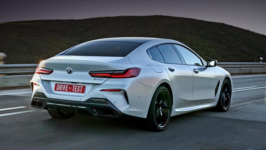 Bmw 8,Bmw 8 gran coupe. Начальный заднеприводный седан BMW 840i Gran Coupe стоит от 6,44 млн рублей, такой же полноприводный xDrive ― от 6,58 млн. Во столько же обойдётся дизельный 840d xDrive, а M850i xDrive ― это минимум 8,33 млн. Во всех случаях двухдверка была бы на 310 тысяч дороже.