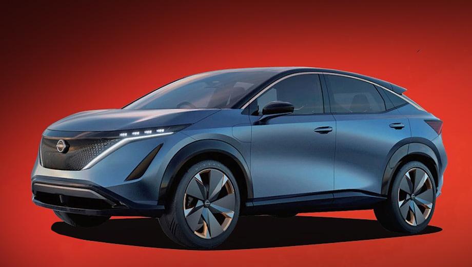 Nissan ariya,Nissan concept. Американские пользователи шутят, что Ariya — внебрачная дочь моделей Leaf и Rogue. А если серьёзно, то радует высокая степень готовности электрокара к серии. Во внешности никаких концептуальных заморочек не видно. Кажется, японцы получат Арию уже в 2020 году.