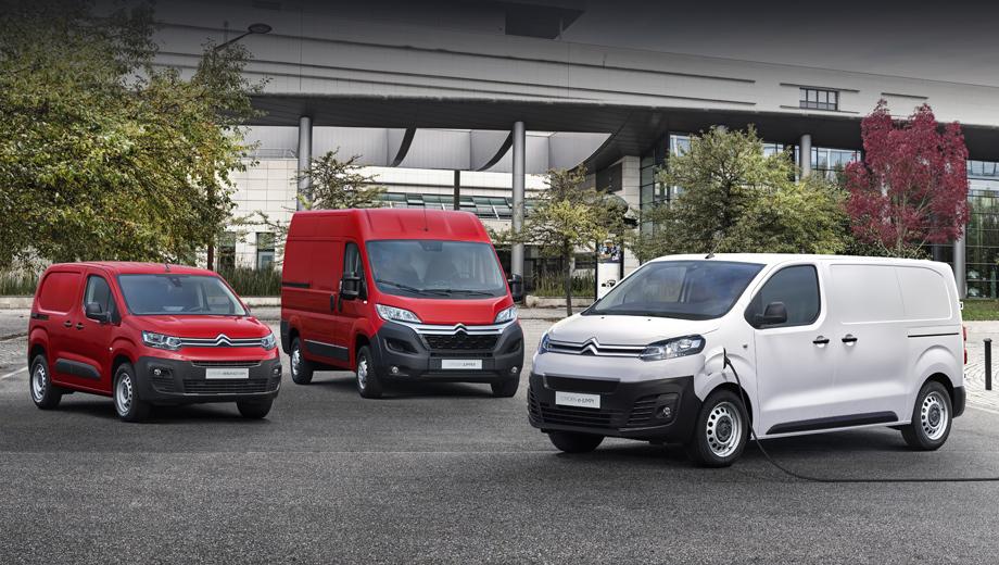 Citroen jumpy,Peugeot expert,Opel vivaro. Электрификация вэнов, затеянная Ситроеном, укладывается в стратегию концерна PSA, так что аналогичные модели у Опеля и Peugeot тоже обзаведутся чисто электрическими версиями.