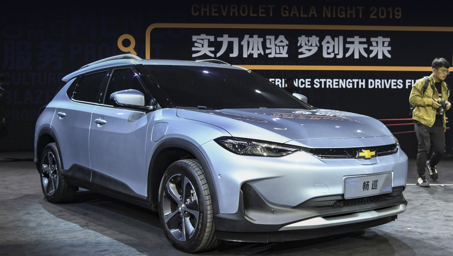 Chevrolet blazer,Chevrolet menlo. Машины были показаны в Хэфэе на специальном мероприятии Chevrolet Gala Night. А премьера новобранцев на широкой публике состоится на автосалоне в Гуанчжоу, который откроется 22 ноября.