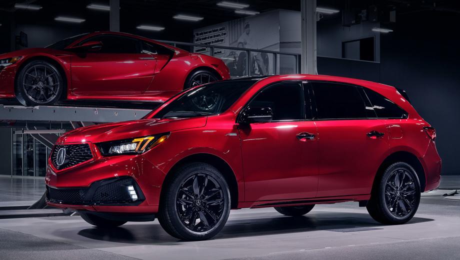 Acura mdx. На завод MDX приходит в разобранном виде ― неокрашенный кузов, отдельно узлы и агрегаты, компоненты салона. После ручной сборки автомобиль упаковывают в чехол и отправляют дилеру. Продажи в США стартуют в 2020 году, цена — около $65 тысяч. Базовый MDX SH-AWD стоит $46 400.