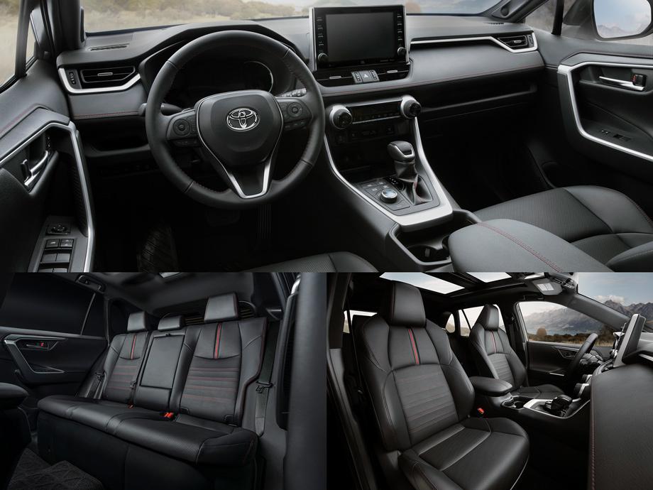 Гибридный паркетник Toyota RAV4 Prime прыгнул выше головы