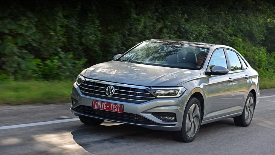 Volkswagen jetta. Цены объявят весной. Базовыми станут атмосферник 1.6 (110 сил) и пятиступенчатая «механика». Шестидиапазонный «автомат» по умолчанию положен только 150-сильному турбомотору 1.4 TSI. Три линии оснащения в России переименованы в Origin, Respect и Status.