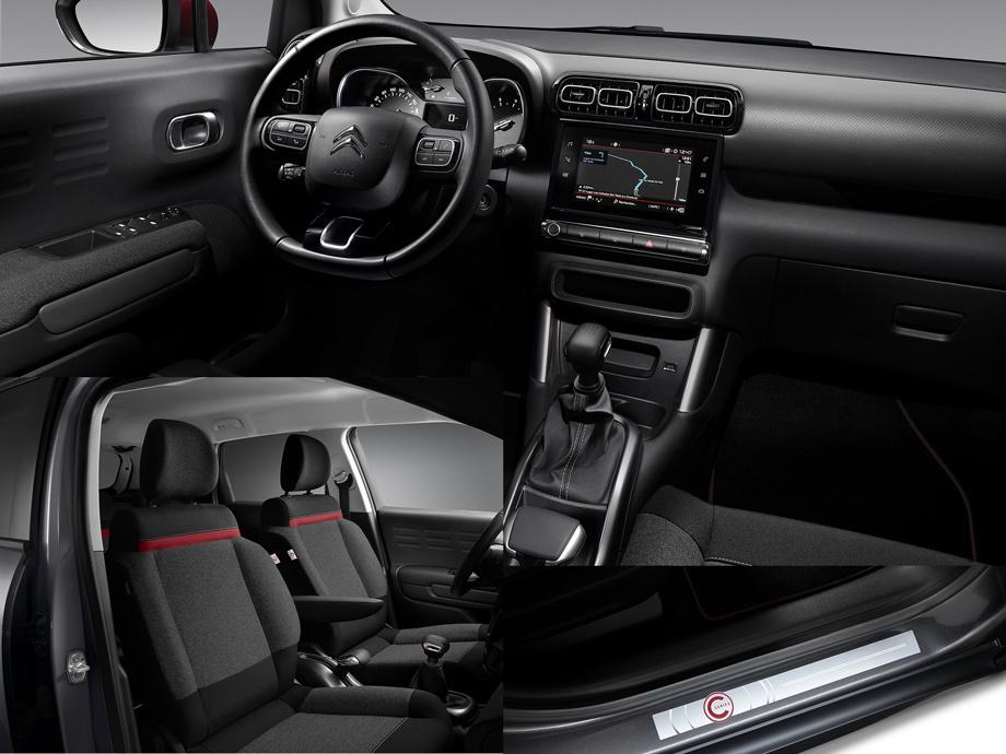 Дополнено: Citroen C3 Aircross открыл линейку C-Series
