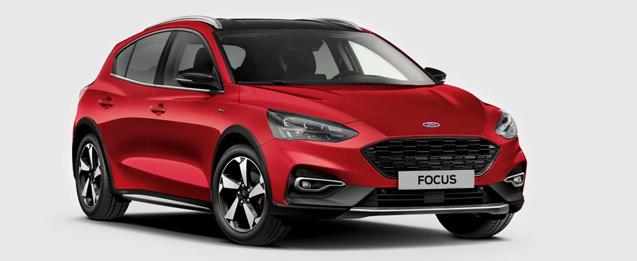 Вариация Ford Focus Active X Vignale пополнила ассортимент