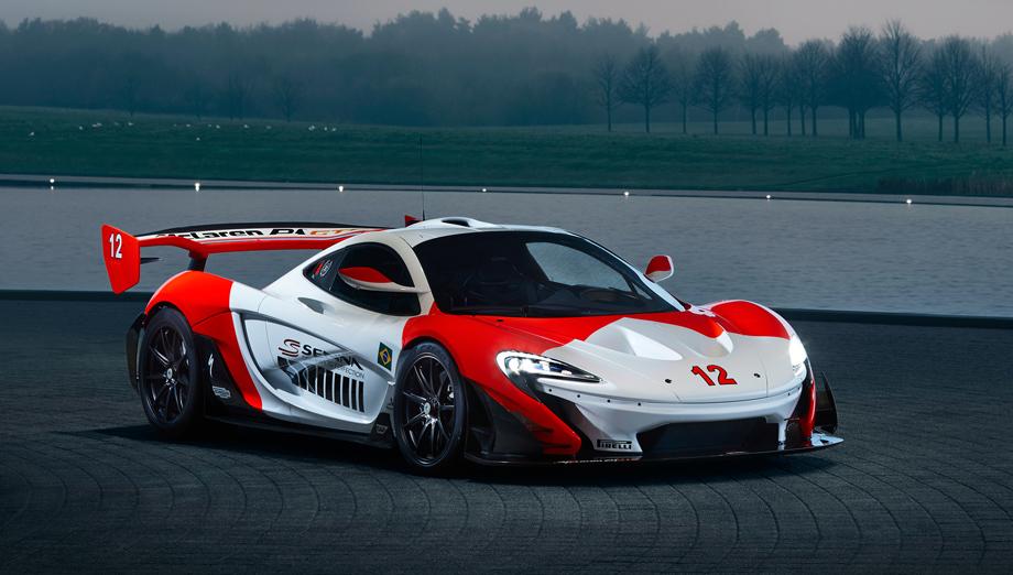 Фирма McLaren построит заряжаемый отсети суперкар