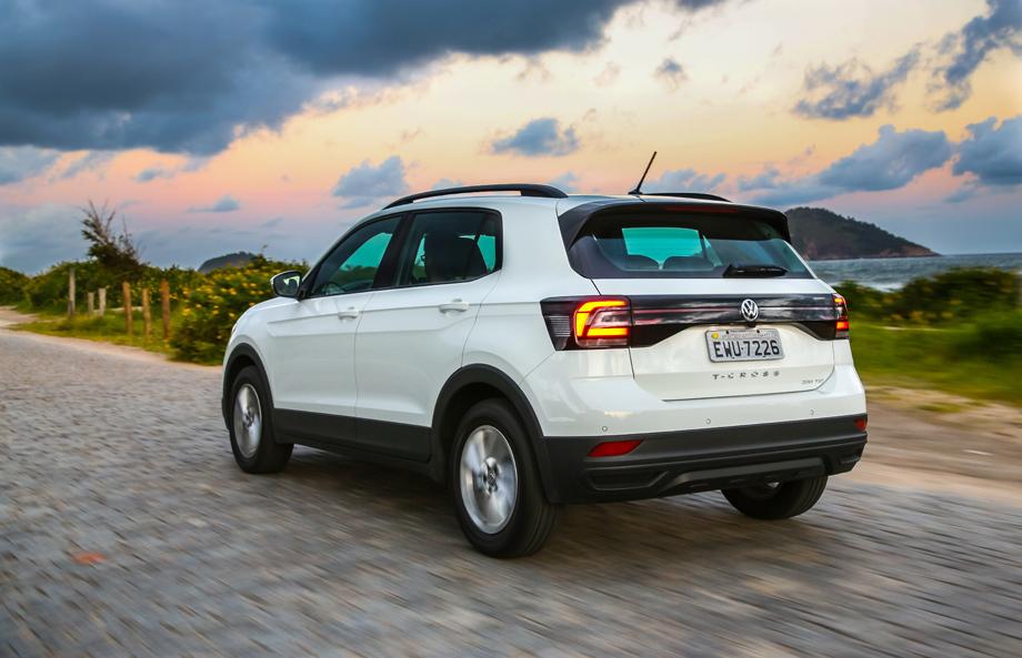 Паркетник Volkswagen Nivus приведёт марку в новую нишу