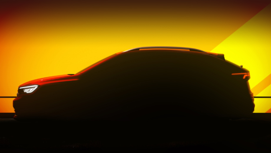 Volkswagen nivus. По размерам новичок близок к паркетникам T-Cross и T-Roc, но технически ближе всё же к первому. Правильного родственника укажет география выпуска: T-Cross производят в Испании и Бразилии, а T-Roc — в Португалии и Китае.