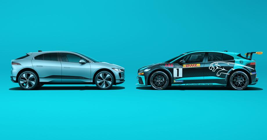 Модернизированный Jaguar I-Pace стал эффективнее