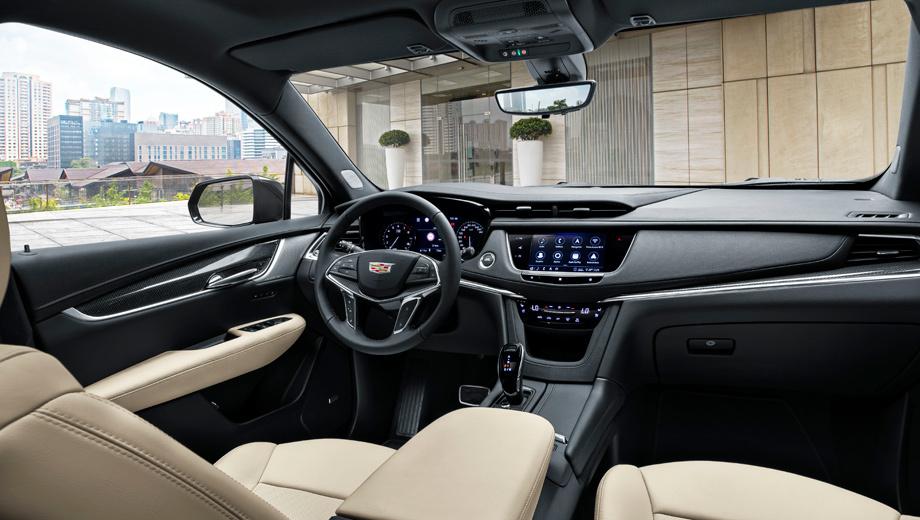 Обновлённый Cadillac XT5 начал собирать предзаказы вРоссии