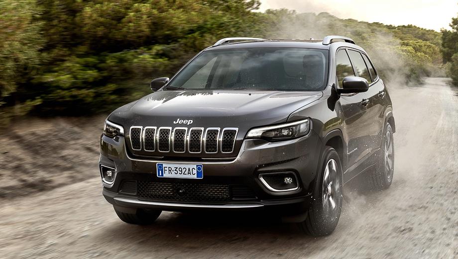 Кроссоверы Jeep Cherokee отозваны из-за остановки двигателя