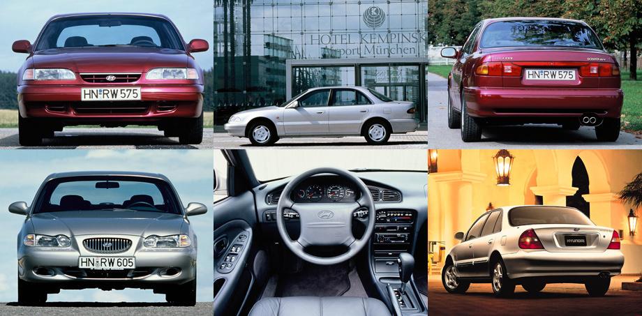 Размышляем осмелости нового седана Hyundai Sonata