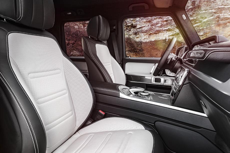Покупатели модели Mercedes G 350 CDI сэкономят нетолько натопливе