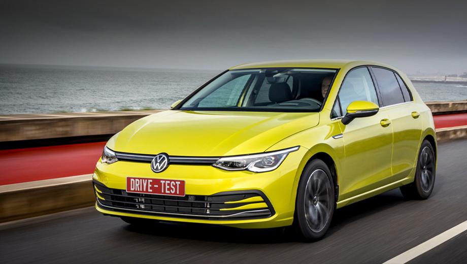 Volkswagen Golf 8-го поколения известны технические характеристики нового авто