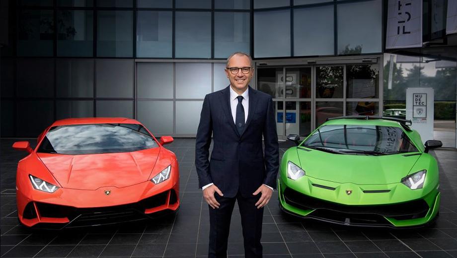 Lamborghini urus. Стефано Доменикали управляет Lambo с весны 2016-го, а перед этим работал в Audi и Ferrari. В новом году 54-летний итальянец среди прочего ответит на вопрос: будет ли его марка участвовать в гонках гиперкаров Le Mans Hypercar.