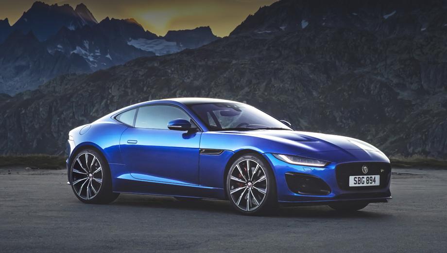 Jaguar f-type. Сегодня российские дилеры открыли приём заказов, а официальный старт продаж намечен на начало весны 2020-го.