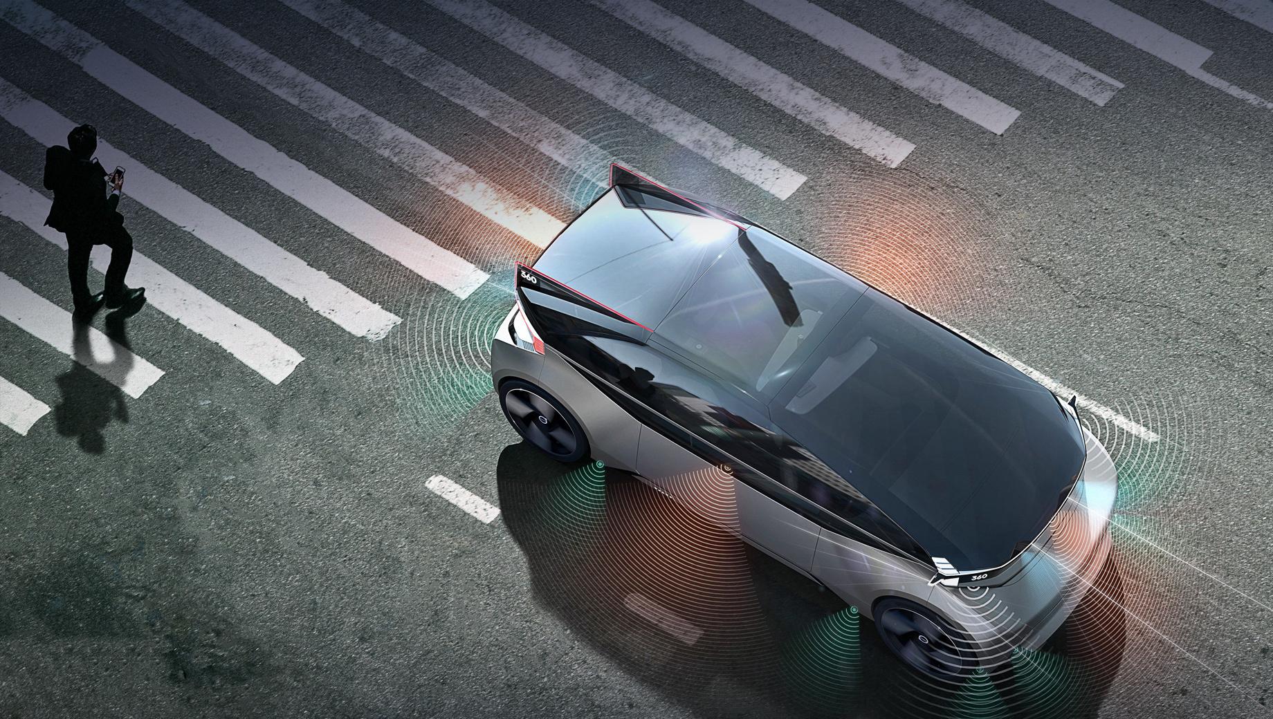Автомобили Volvo установят связь 5G с инфраструктурой в Китае. thumbnail