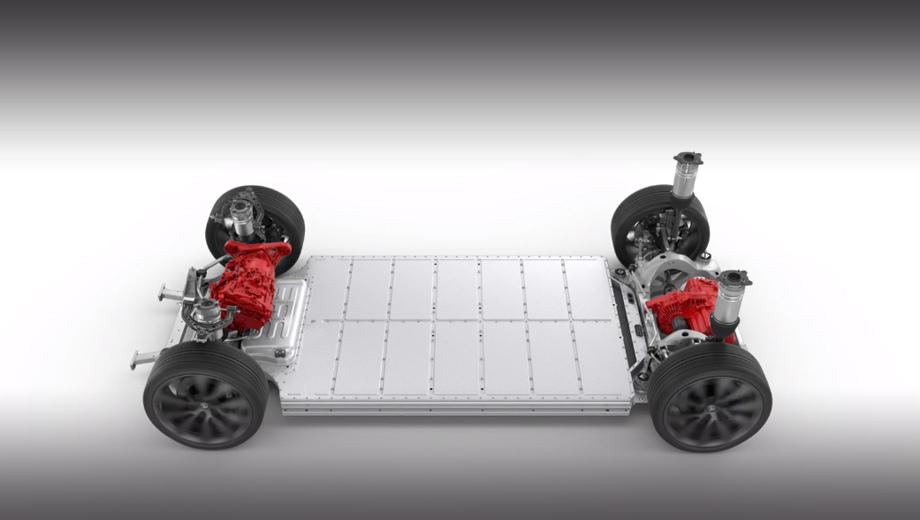 Tesla model s,Tesla model x,Tesla model y. Сейчас Теслы S выпускаются с единственной батареей (100 кВт•ч) и только с полным приводом (по одному мотору на передней и задней осях), отличаются лишь отдача и динамика. В каталоге две версии — Performance и Long Range с разгоном до 60 миль/ч за 2,4 и 3,7 с. Цена в США — $99 990 и $79 990 соответственно.