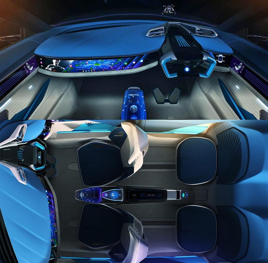 Прототип Maruti Suzuki Futuro-e напомнил электрокары Тойоты