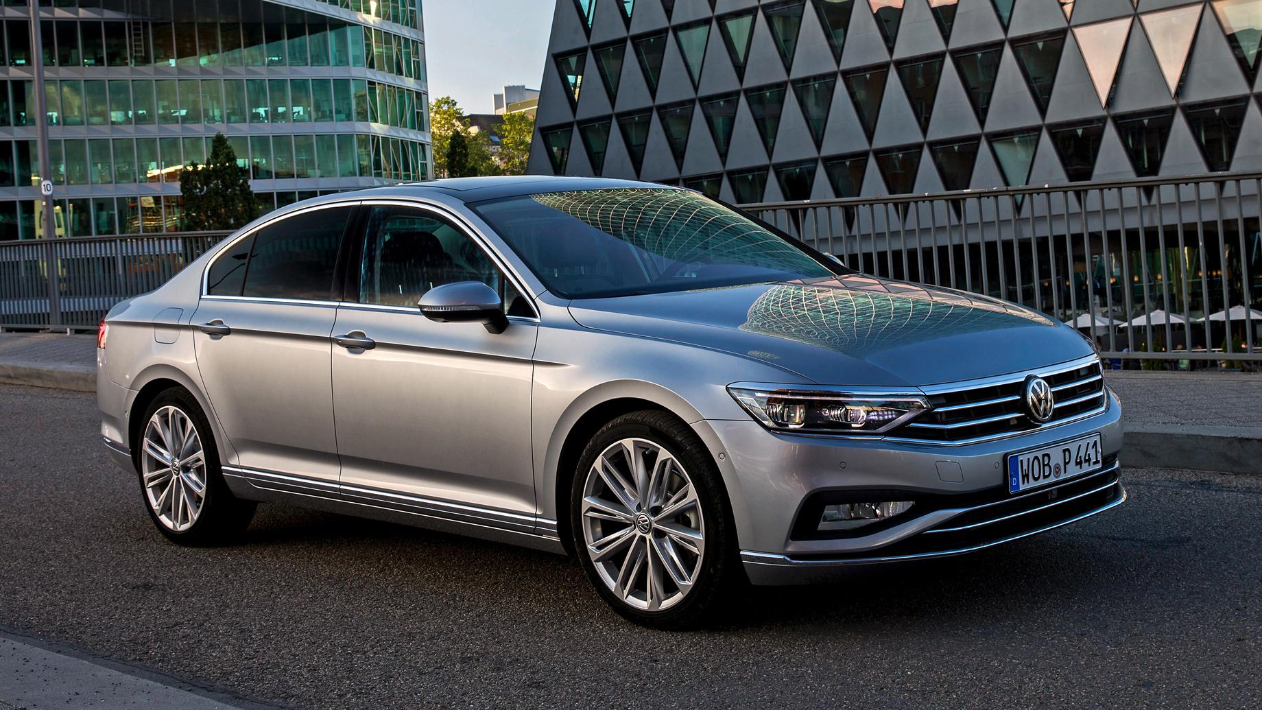 Американский Volkswagen Passat будет заменён электрокаром