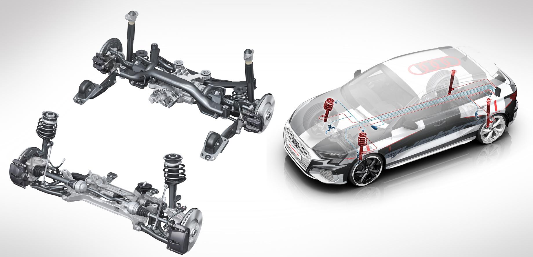 Хэтчбек Audi S3 рассказал оскорой премьере семейства