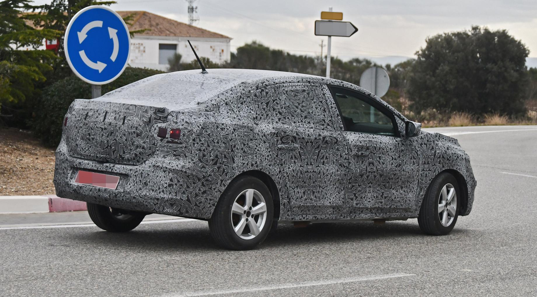 Новый седан Dacia Logan сменит платформу намодульную