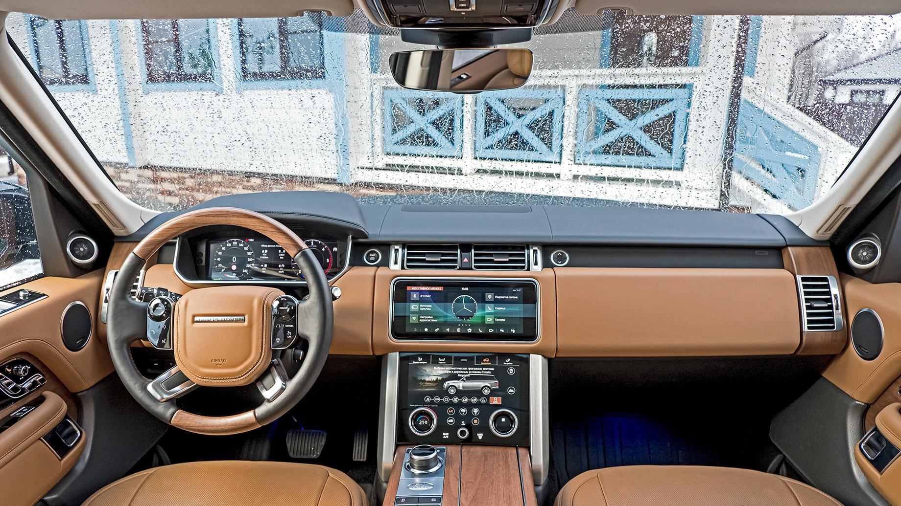 Тест-драйв: Льём солярку в BMW X7, Mercedes-Benz GLS и Range Rover