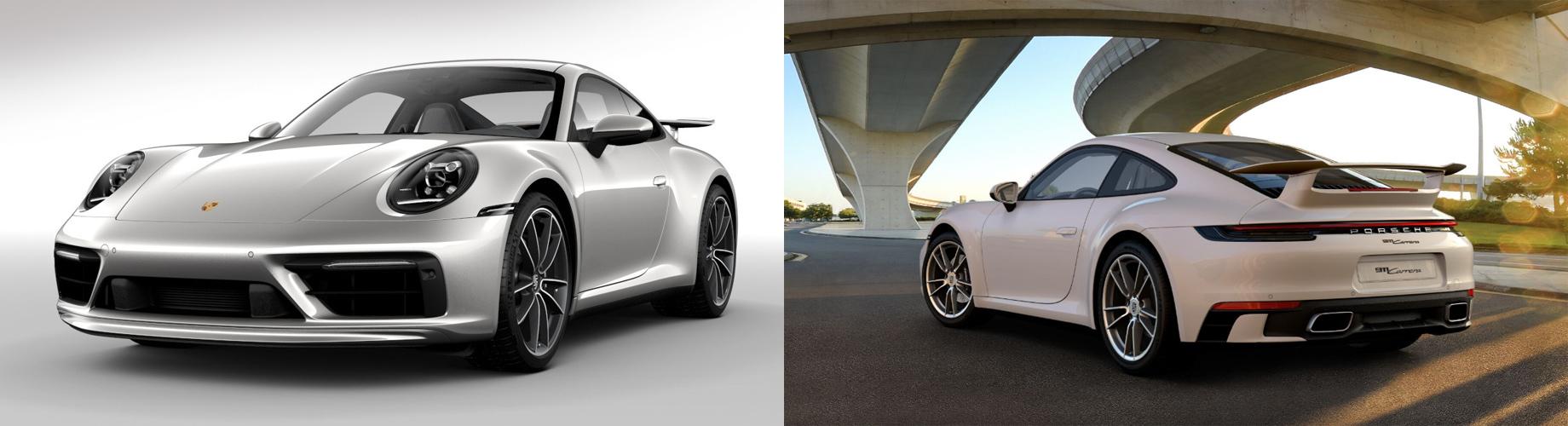 Отделение Porsche Exclusive научило Карреру выглядеть как GT3