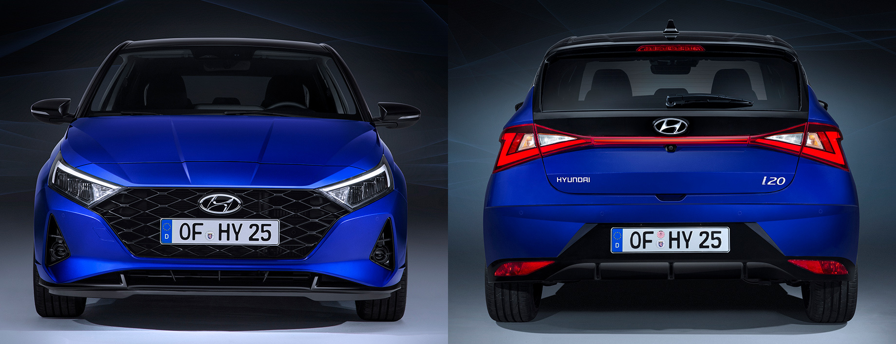 Хэтчбек Hyundai i20 сменил имидж истал умеренным гибридом