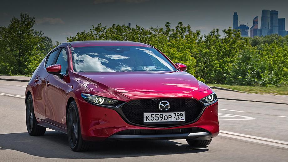Mazda 3. В сообщениях регуляторов не указано, о каком двигателе речь. В России на Мазду 3 ставятся бензиновые атмосферники 1.5 (120 л.с., 153 Н•м) и 2.0 (150 л.с., 213 Н•м) из серии Skyactiv-G. Помогают им шестиступенчатые «механика» и «автомат». Европейцы получили инновационный Skyactiv-X.