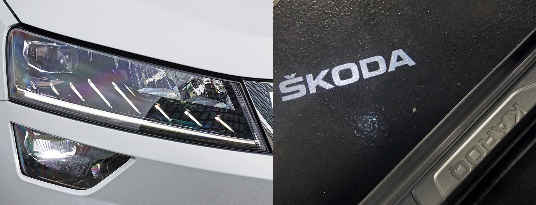 Находим слегка переоценённым кроссовер Skoda Karoq