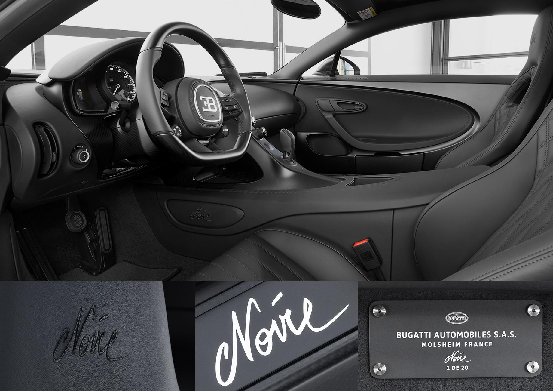 Гиперкар Bugatti Chiron преодолел середину производственного цикла