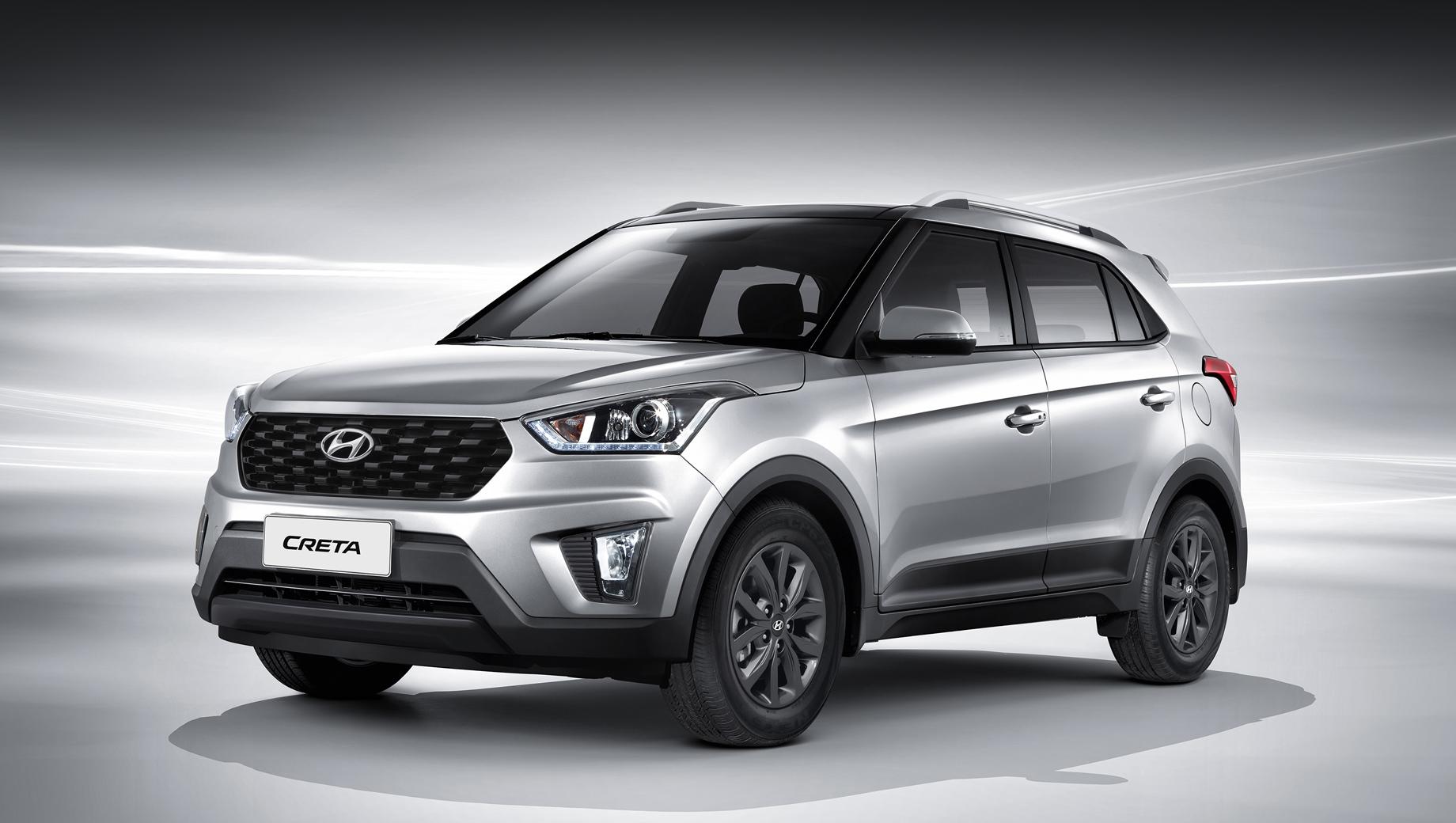 Hyundai creta. Самый популярный кроссовер в России и четвёртая по продажам модель среди всех классов, Hyundai Creta, в 2019 году нашёл на нашем рынке 71 487 покупателей (+6% к 2018-му).
