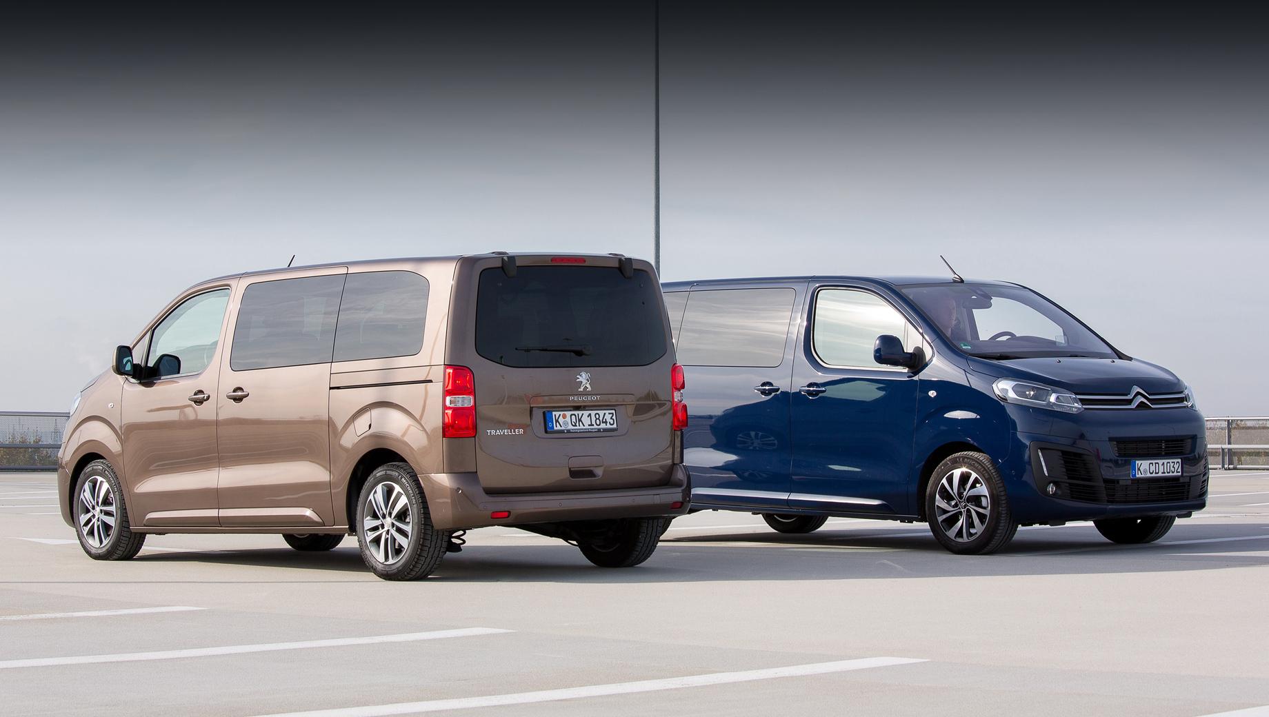 Peugeot traveller,Peugeot expert,Citroen spacetourer,Citroen jumpy. Напомним, что родственные французские модели локализованы на заводе «ПСМА Рус» в Калуге с весны 2018-го. Оба пассажирских вэна — Peugeot Traveller и Citroen SpaceTourer — в 2019 году нашли 2258 покупателей.