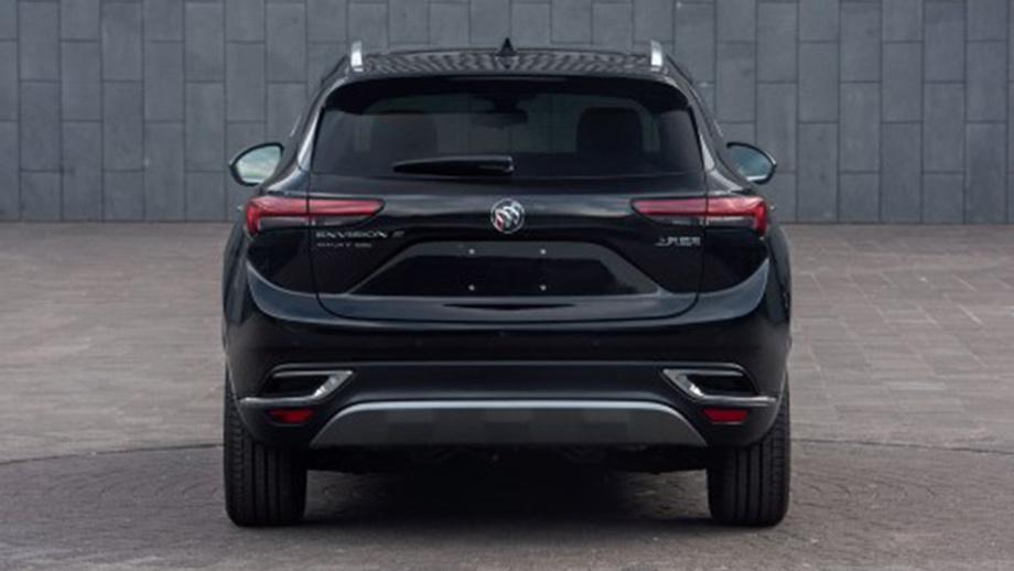 ВКитае обнаружился новый кроссовер Buick Envision