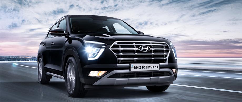 Новый паркетник Hyundai Creta раскрыл все детали вИндии