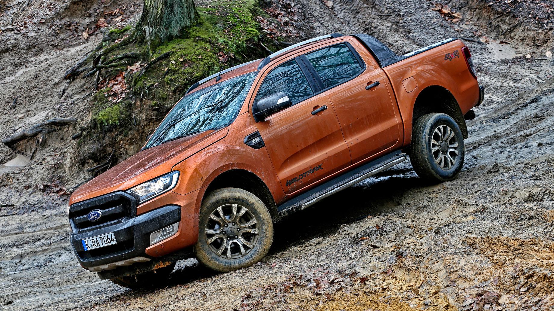 Седаны Ford Mondeo ипикапы Ranger отозваны вРоссии