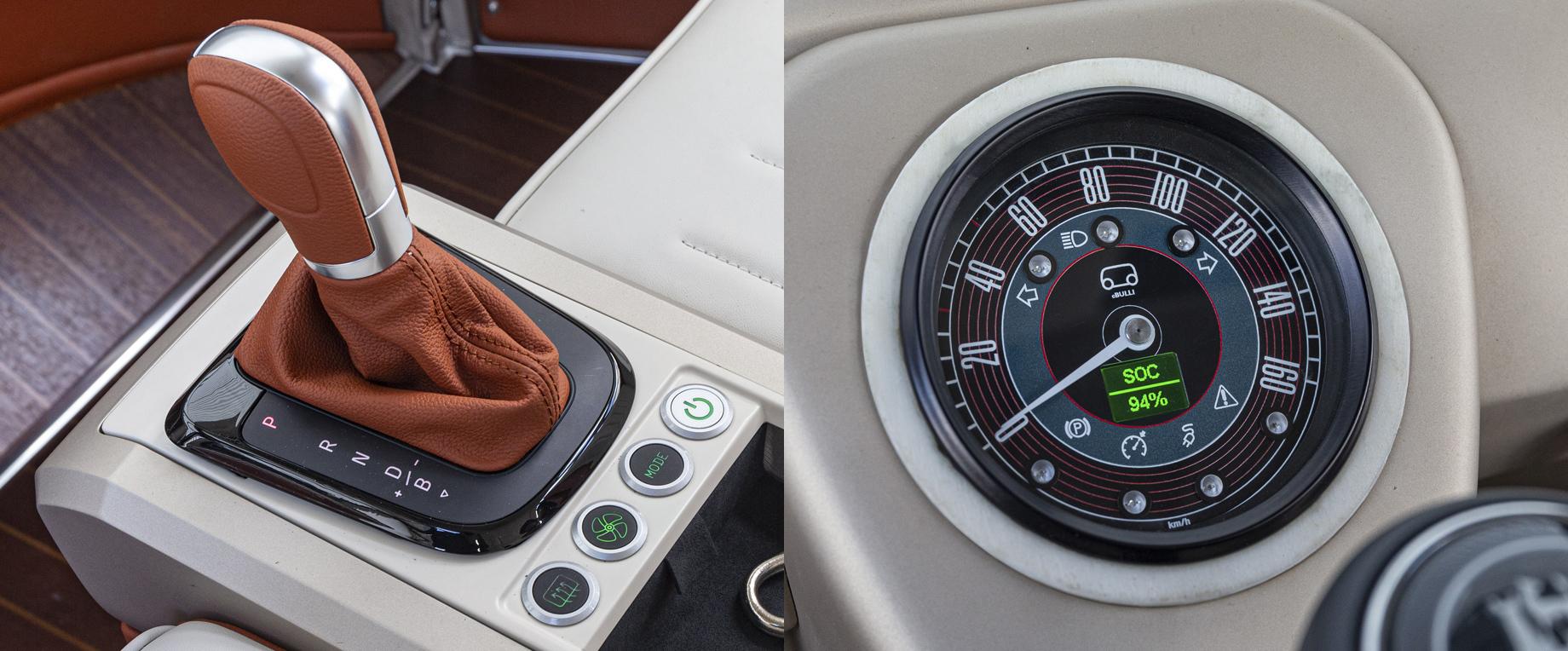 Вэн Volkswagen e-Bulli скрестил классику ссовременной техникой