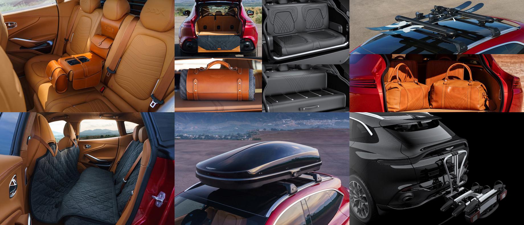 Aston Martin DBX обернётся семиместной версией ивариантом Coupe